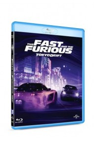 Furios si iute 3: Tokyo Drift / The Fast and the Furious: Tokyo Drift - BLU-RAY