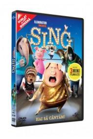 Hai sa cantam! / Sing - DVD