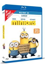Minionii / Minions - BLU-RAY