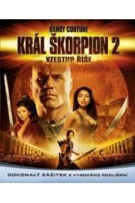 Regele Scorpion 2: Razboinicul / Scorpion King 2: Rise of a Warrior (coperta in ceha subtitrare in romana) - BLU-RAY