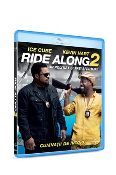 Un politist si trei sferturi / Ride Along 2 - BLU-RAY