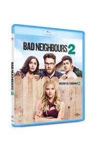 Vecini de cosmar 2 / Bad Neighbours 2 - BLU-RAY