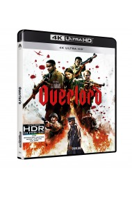Overlord - UHD 1 disc (4K Ultra HD)