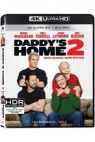 Tata in razboi cu... tata 2 / Daddy`s Home 2 - UHD 2 discuri (4K Ultra HD + Blu-ray)