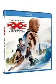 Triplu X 3: Intoarcerea lui Xander Cage / XXX: The Return of Xander Cage - BLU-RAY