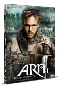 Arn 1: Cavalerul Templierilor / Arn 1: The Knight Templar - DVD