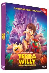 Terra Willy: Ratacit prin Galaxie / Terra Willy: La Planete Inconnue / Astro Kid - DVD
