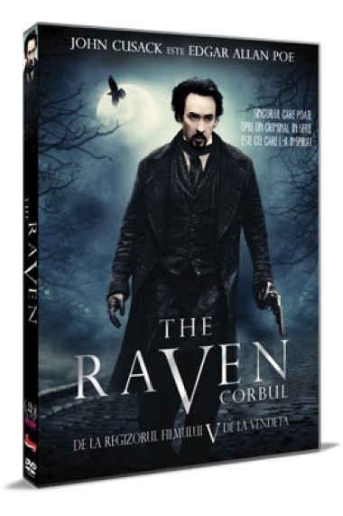 Corbul The Raven DVD
