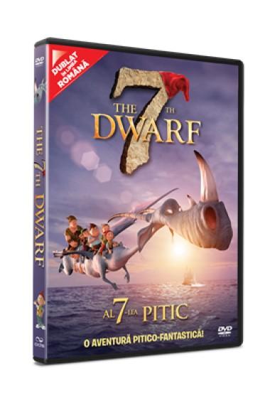 Al 7-lea pitic / The 7th Dwarf - DVD