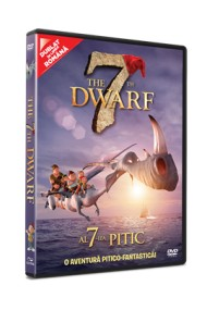 Al 7-lea pitic / The 7th Dwarf - DVD