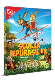 Scoala Iepurasilor / Rabbit School - DVD