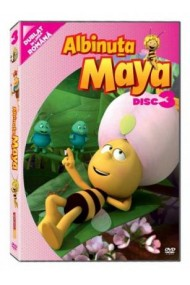 Albinuta Maya / Maya the Bee - Disc 3 - DVD