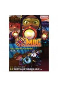 Clubul Vanatorilor de Monstri / Monster Buster Club - Volumul 7 - DVD
