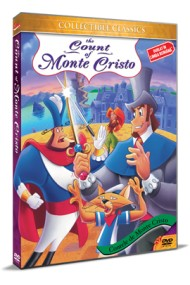 Contele de Monte Cristo / The Count of Monte Cristo - DVD