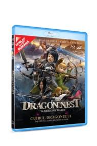 Cuibul Dragonului: Inceputul Erei Razboinicilor / Dragon Nest: Warriors` Dawn - BLU-RAY 3D + 2D