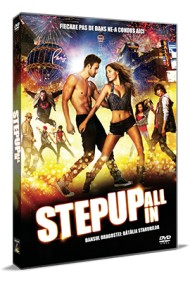 Dansul Dragostei: Batalia Starurilor / Step Up: All In - DVD
