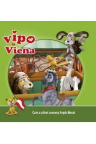 DVD Vipo + album Vipo la Viena cadou