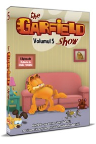 Garfield / The Garfield Show - Sezonul 1 - Volumul 5 - DVD