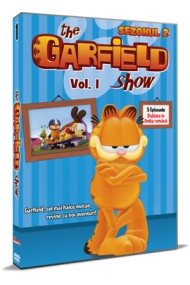 Garfield / The Garfield Show - Sezonul 2 - Volumul 1 - DVD