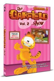 Garfield / The Garfield Show - Sezonul 2 - Volumul 2 - DVD