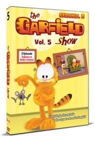 Garfield / The Garfield Show - Sezonul 2 - Volumul 5 - DVD