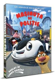 Masinuta de Politie / Ploddy - The Police Car - DVD