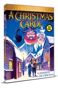 O poveste de Craciun / A Christmas Carol - DVD