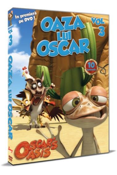 Oaza lui Oscar / Oscar`s Oasis - Volumul 3 - DVD