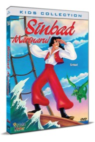 Sindbad Marinarul / Sinbad - DVD