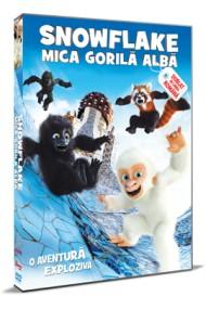 Snowflake Mica Gorila alba / Snowflake the White Gorilla - DVD