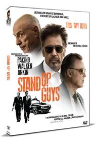 Trei tipi duri / Stand Up Guys - DVD