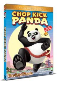 Ursuletul Panda / Chop Kick Panda - DVD