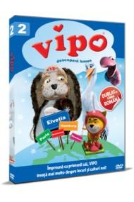 Vipo descopera lumea / Vipo: Adventures of the Flying Dog - Sezonul 1 Volumul 2 - DVD