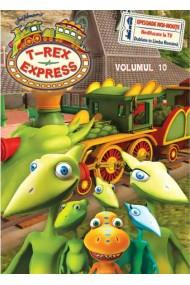 T Rex Express Volumul 10 DVD