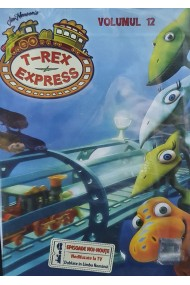 T Rex Express Volumul 12 DVD