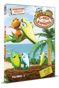 T Rex Express Volumul 3 DVD