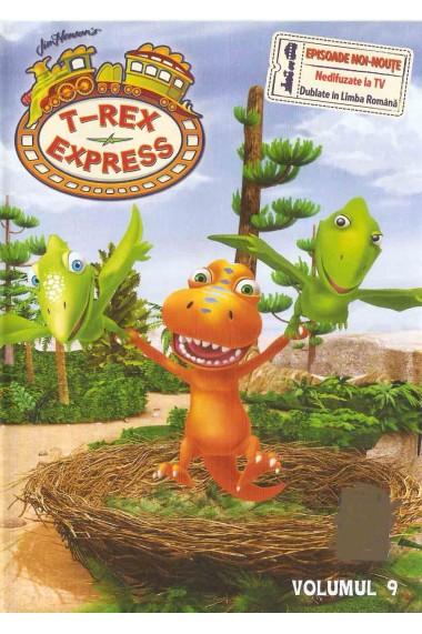 T Rex Express Volumul 9 DVD