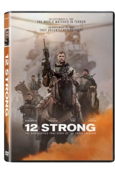 Cei 12 Invincibili 12 Strong DVD