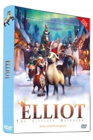 Elliot O poveste de Craciun Elliot the Littlest Reindeer DVD