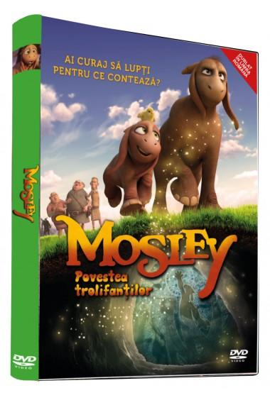 Mosley Povestea Trolifantilor Mosley DVD