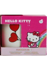 Cana portelan Hello Kitty (inimioare)