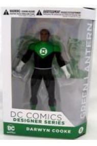 Figurina DC Comics Designer Series - Green Lantern - Darwyn Cooke - Collectible Action Figure (15 cm)