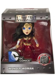 Figurina DC Comics Metal Die Cast - Wonder Woman (versiune benzi desenate)