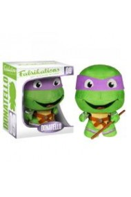 Figurina Funko Fabrikations (Soft Sculpture By Fanko) - Teenage Mutant Ninja Turtles - Donatello - (09)