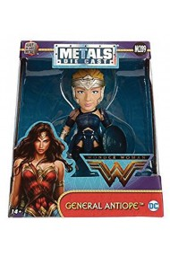 Figurina Metal Die Cast - Wonder Woman (versiune filmul din 2017) - Personaj General Antiope