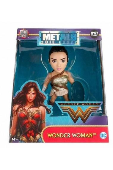 Figurina Metal Die Cast - Wonder Woman (versiune filmul din 2017) - Personaj Wonder Woman