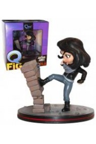 Figurina Q-fig Jessica Jones (as seen on Netflix) - Collectible Action Figure (14 cm)