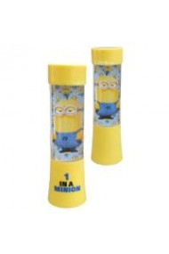 Lanterna Minionii (Minions Led Shake With Shine Glitter Lamp Changing Color)