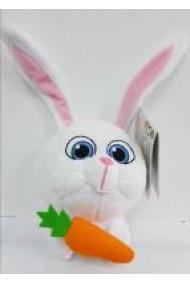 Plus Snowball din animatia Singuri acasa / Secret Life of Pets (15 cm)