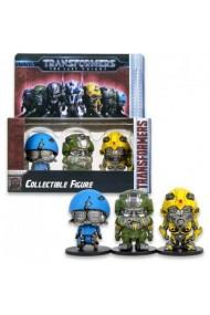 Transformers Super Deformed 3-pack 7x13cm set B